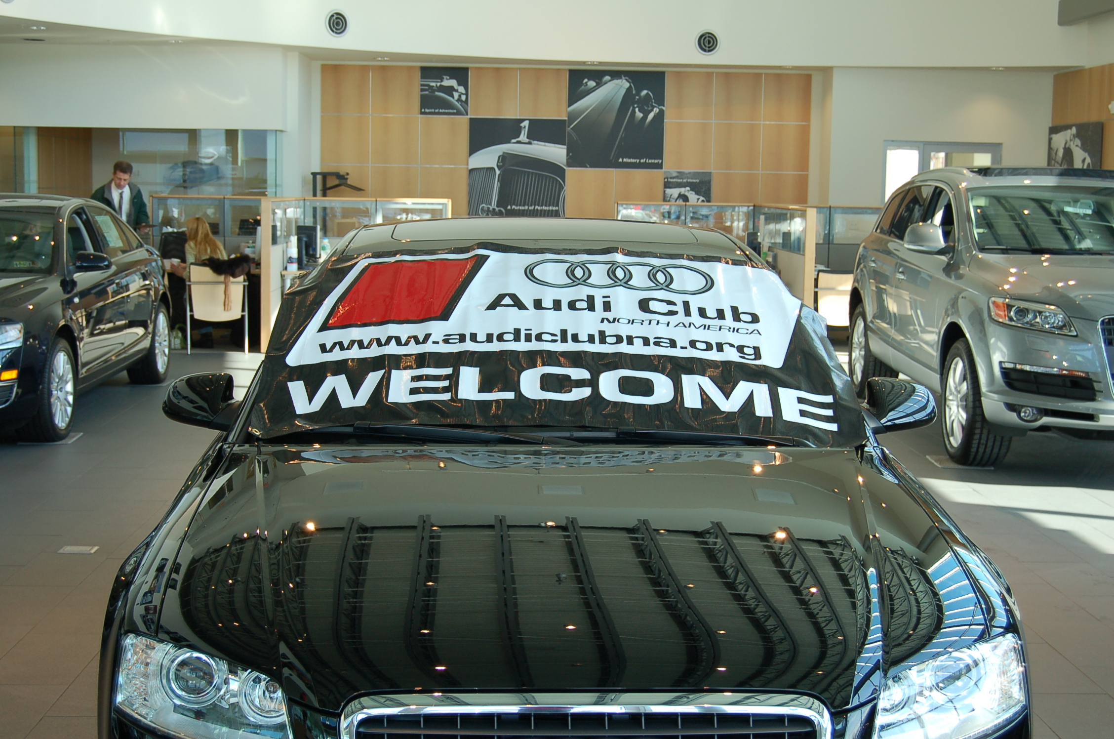 ACNA NJ Chapter Rainbow Hill Drive Info - Audi dealerships in new jersey